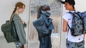 Blesk Zprávy představují tři české designery, kteří vyrábějí batohy.