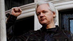 USA rozšířily seznam obvinění vůči Julianu Assangeovi