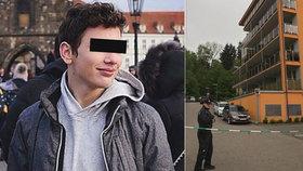 K vraždě Tomáše (†16) se údajně přiznala kamarádka Judita (16).