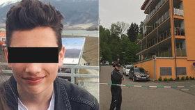 Kriminalisté řeší záhadnou smrt Tomáše (†16): Zabila ho kamarádka v afektu?
