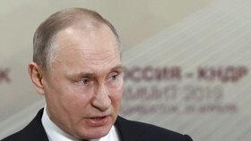 Putin potvrdil nesouhlas se závěry vyšetřovatelů zkázy letu MH17