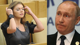 Putinova údajná partnerka Alina Kabajevová prý porodila dvojčata.