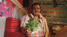 Většina Jemenců je drogově závislá, (ilustrační foto).