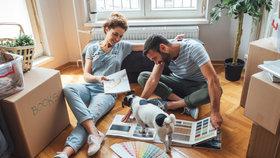 Zájem o půjčky na bydlení mladým klesá, proti loňsku je třetinový (ilustrační foto)