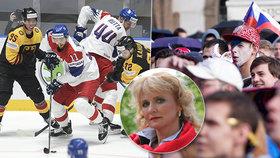Psycholožka Radana Rovena Štěpánková: Díky hokeji dáme průchod emocím