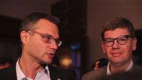 Volby do Evropského parlamentu 2019: Místopředseda STAN Stanislav Polčák hovoří o výsledcích