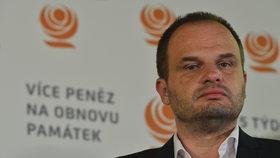 Eurovolby 2019: Místopředseda ČSSD Michal Šmarda