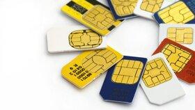 Mobilní data: Většině Čechů stačí 3 GB