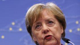 Neformální večeře po eurovolbách: Německá kancléřka Angela Merkelová (28. 5. 2019)