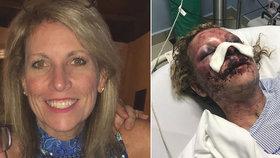 Tammy (51) přepadl neznámý útočník v dovolenkovém ráji: 8 hodin ji mučil, pak její bezvládné tělo hodil do díry