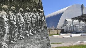 Sebevražedná mise: Tři dobrovolníci zabránili druhému výbuchu Černobylu.