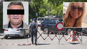 Exmanželka vraha Češky Dana promluvila o tom, jak byl zamilovaný do její kamarádky.