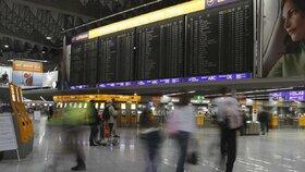 Letiště Frankfurt nad Mohanem je největší německé letiště.