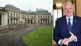 Velvyslanec USA Stephen King pro Blesk o své cestě do Prahy: Jen jsem vyhrkl: Chci do Česka!