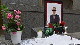 Student práv spáchal sebevraždu, vyhodili ho od státnic.