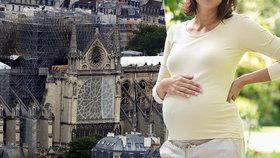 Úřady vyzvaly těhotné ženy a děti z okolí Notre-Dame, aby se nechaly vyšetřit na olovo.