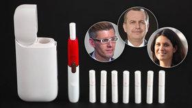 Výzkumníci z Karlovy univerzity upozorňují, že tabákové společnosti cílí svou reklamu i na mladé lidi a děti