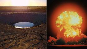 Katastrofální předpověď: Ekologický kolaps i jaderná válka. Konec civilizace přijde v roce 2050.