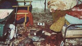 Bestiální vrah Štefan Svitek brutální způsobem zavraždil svou rodinu