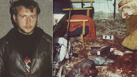 Bestiální vrah Štefan Svitek brutálním způsobem zavraždil svou rodinu