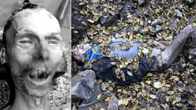 Obyvatel modrého stanu zemřel v lesích na Rakovnicku v roce 2013