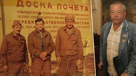 Sergej Rezničenko v Černobylu pracoval jako likvidátor.