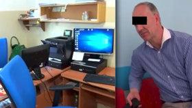 Muž napadl na pohotovosti lékaře