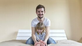 Na rodičovské dovolené se muži podaří prohloubit vztah s potomkem