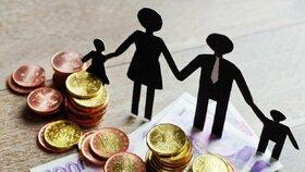Rodičovská má vzrůst na 300 tisíc korun.