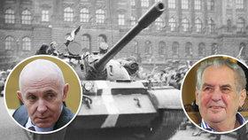 Byla to oprávněná operace a proběhla podle mezinárodních norem, tvrdí o srpnové okupaci ruský komunistický poslanec Jurij Sinělščikov
