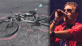 Známý psychiatr a lídr skupiny zemřel při tragické nehodě: Na kole ho srazil náklaďák!