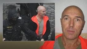 Vrah »potkan« Roháč se přiznal k další vraždě: Jeho šestou obětí měl být maďarský milionář!