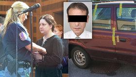 Propuštění těhotné vražedkyně Janákové děsilo i soudce: Vysoké riziko dalších vražd a žádná lítost, řekl