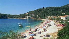 Řecko je oblíbená turistická destinace.