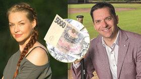 Psycholožka Alžběta Protivanská a mluvčí Sazky Václav Friedmann byli hosty pořadu Epicentrum dne 17. 6. 2019 na téma miliardové výhry v loterii.
