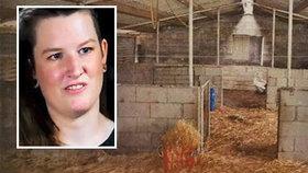 Belgickou batůžkářku znásilnil australský farmář v chlívě.