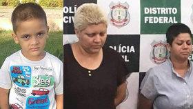 Matka a její lesbická milenka nejdříve zmrzačily a poté zabily malého chlapce.