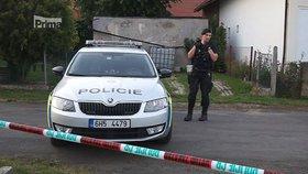 Policisté v Nemyčevsi zadrželi nebezpečného střelce