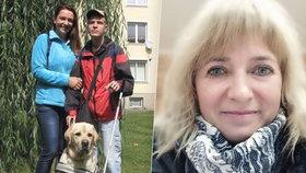 Jaroslava nepustili s asistenčním psem do motorestu