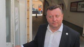 Ministr kultury za ČSSD Antonín Staněk
