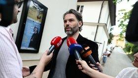 Jaromír Jágr na oslavě Karla Gotta promluvil i o tom, co si myslí o demonstracích proti Andreji Babišovi