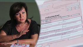 Schillerová chce zamávat s finančákem. Chystá daňové přiznání online