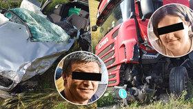 Při tragické nehodě Pepa sledoval, jak umírá jeho přítelkyně.