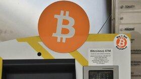 Zájem o bitcoiny v bitcoinmatech v ČR stoupl o pětinu