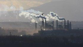 Oblast Ostravy o okolí je nejvíce znečištěnou oblastí v Česku