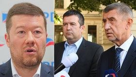 Jen co vláda Andreje Babiše (64, ANO) ustála ve čtvrtek v ranních hodinách hlasování o nedůvěře, otřásá se znovu v základech.