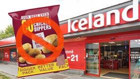 Iceland prodával řízky s plastem, veterináři nařídili stažení