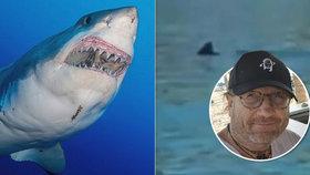 """Žraloci se ženou k evropskému pobřeží!  """"Jsme lehká kořist,"""" říká český filmař mořských predátorů."""