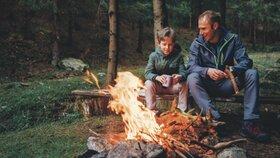 Ohniště by mělo být vzdáleno nejméně 50 m od okraje lesa a v dostatečné vzdálenosti od budov a vůbec všech věcí, které se mohou vznítit. Zcela zakázáno je rozdělávání ohně v lesích, na místech se vzrostlým porostem, tedy i na louce nebo na strništi.
