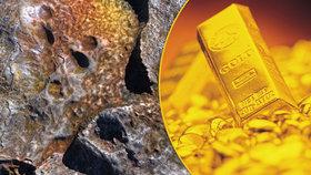 Psyché - zlatý asteroid
